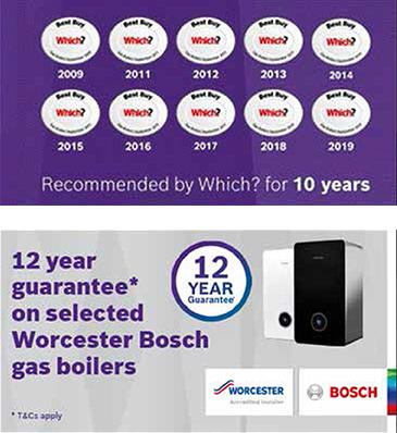 Worcester Boiler Install Blackburn